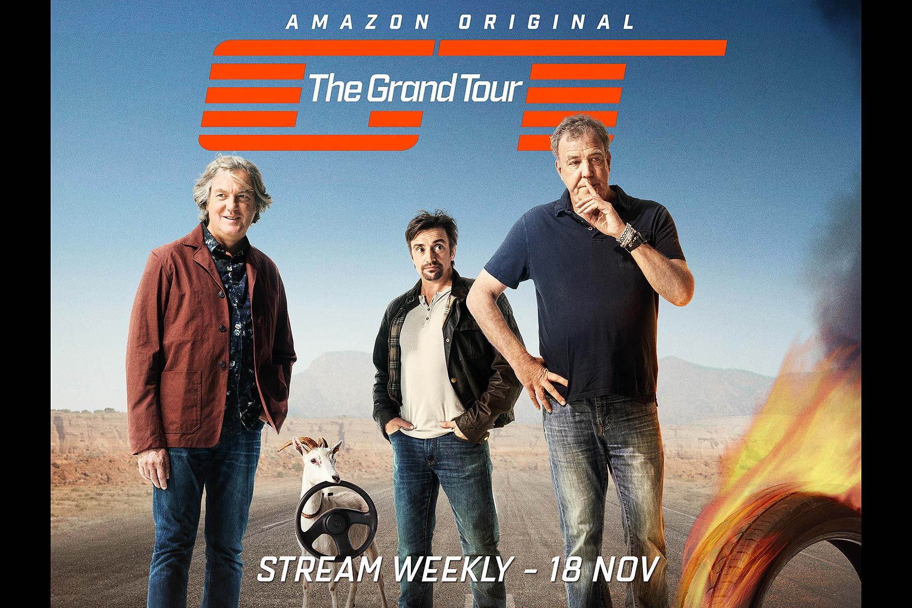 Bs.To The Grand Tour